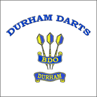 County Durham County Darts Logo
