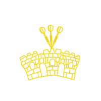 Dorset County Darts Association Logo