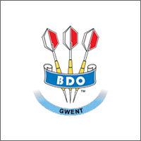 Gwent County Darts Logo
