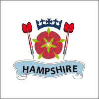 Hampshire County Darts Logo