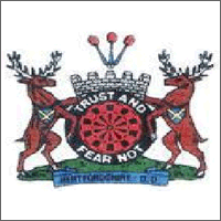 Hertfordshire County Darts Logo