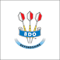 Oxfordshire County Darts Logo