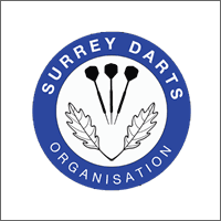 Surrey County Darts Logo
