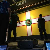 Matt Woodhouse v David Hunter