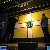 Robbie Martin v Chris Swales