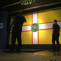 Matt Yarrow v Barry Davies