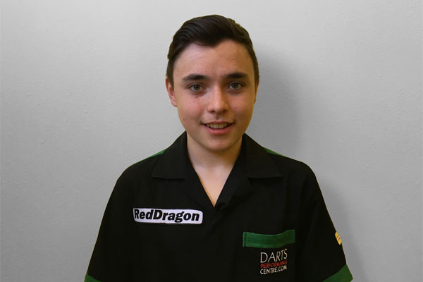 Daniel Perry - Dorset County Darts Player