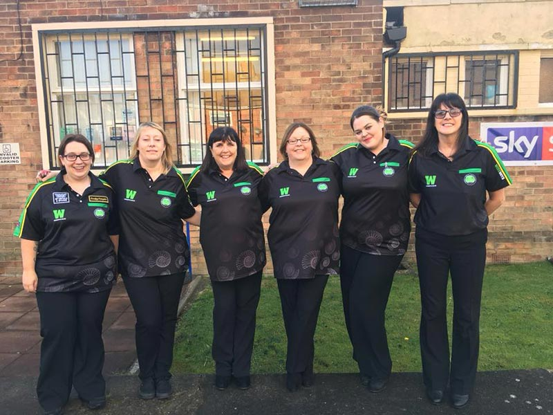 Dorset Darts Team - Ladies A 2017/18