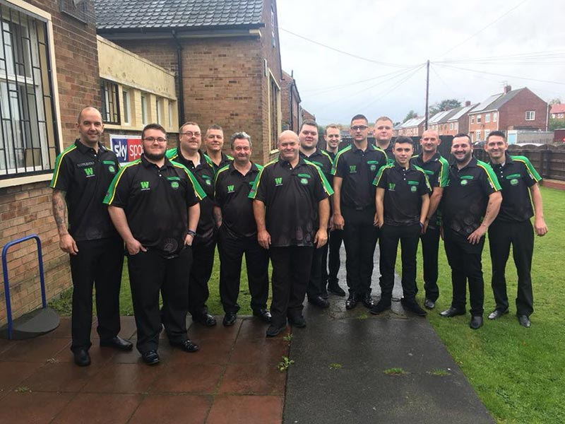 Dorset Darts Team - Men's B 2017/18