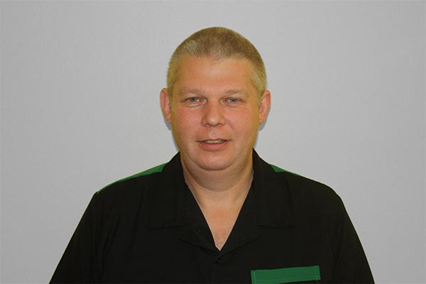 Terry Prowse - Dorset County Darts Player