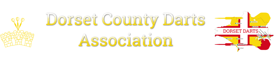 Dorset County Darts Association Header Logos Md