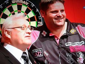 British Open 2014 Champion Scott Mitchell - Dorset County Darts Association