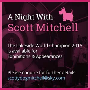 A Night with Scott Mitchell - Exhibitions and Appearances