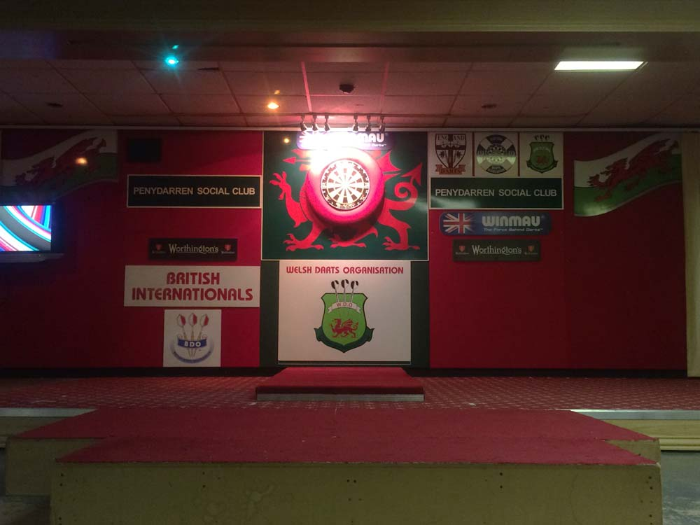 bdo darts results latest