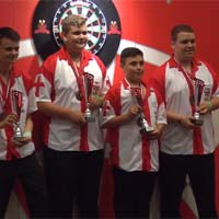 Team Bronze Medal England Boys