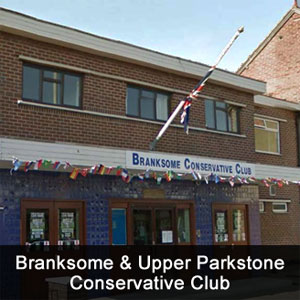 The Branksome and Upper Parkstone Conservative Club - Dorset County Darts Association's Home Venue